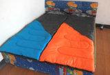 Algodão da alta qualidade que acampa para o saco de sono do estilo de 3 estações