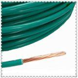 Angeschwemmtes kupfernes flexibles Draht-PVC elektrisches Isolierkabel