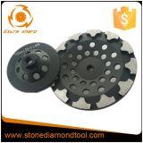 Форма t делит на сегменты колесо чашки диаманта конкретное меля