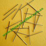La fibra vegetal, polvo de fibra de acero de hormigón, fibra refractaria de acero inoxidable