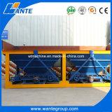 Fabricante de tratamento por lotes concreto da máquina da maquinaria de Wante/máquina de tratamento por lotes concreta portátil