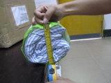 La fibra appoggia la macchina imballatrice di rotolamento