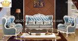 Sofà moderno di Furniuture del salone della tappezzeria di 3 Seaters