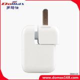 iPhone/iPadのための移動式ポータブルUSB旅行壁の充電器