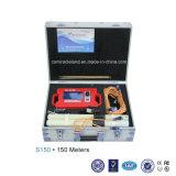 strumentazione multifunzionale portatile del rivelatore dell'acqua sotterranea di 150m (S-150)