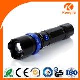 Di Kongjia di fabbrica di prezzi migliore LED torcia elettrica di gomma flessibile espressa di Alibaba Q5 200lm