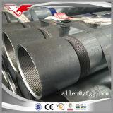 ASTM A53 ha filettato caldo tuffato galvanizzato intorno ai tubi d'acciaio con gli zoccoli