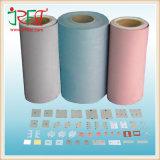 Tissu enduit de fibre de verre en caoutchouc de silicones