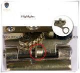 Прикреплено на петлях Собственн-Отслеживающ самосхват веревочки 5/8-Inch с 2ым-дюймов соединяясь глазом