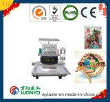 Handelsstickerei-Maschine/einzelne Hauptschutzkappe/Hut/Firmenzeichen/T-Shirt computergesteuerte Stickerei-Maschine Wy1201CS/Wy1501CS
