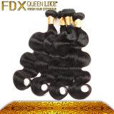 Верхние продавая волосы индийских волос Remy оптовой продажи волос индийских сотка