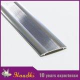 Fußboden-Übergangs-Profil-Aluminiumteppich-Rand-Ordnung