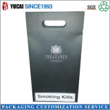 Die-Cut Handle Customized Paper Gift Bag