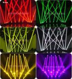 2016 1r 120W 광속 이동하는 맨 위 디스코 빛 DJ는 점화한다