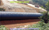 Q235 Material Corrugated Pipe Culvert für Highway