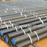 St44 ASTM A53/A106 Gr. B Kohlenstoffstahl-Rohr-nahtloses Stahlrohr