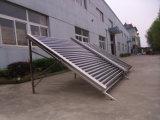 Mariposa del tubo de vacío del colector solar de calefacción