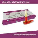 De Injectie van de vitamine B1+B6+B12