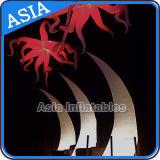 Decoratie van de commerciële LEIDENE de Opblaasbare Kegel van de Verlichting