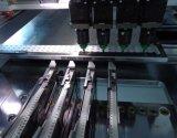 Máquina da colocação do PWB do diodo emissor de luz com seis cabeças de montagem