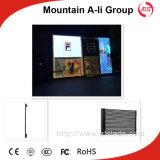 Affichage de rideau en P15 LED/écran polychromes extérieurs de grille