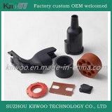 Peças de borracha flexíveis para o equipamento e a máquina de fabricação