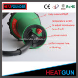 1600W Green Hot Air Soldering Gun с Ce Approved