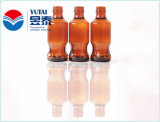 Bouteille en verre faite sur commande de boissons de boisson d'usine