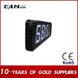 [Ganxin] rupteur d'allumage blanc de 4 de pouce de Digitals d'alarme Digitals de compte à rebours avec le commutateur à télécommande
