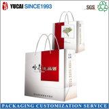 Bolsas de papel modificadas para requisitos particulares fabricante profesional para la botella de vino