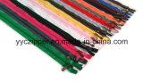 아이의 의복을%s 3# 무제한 대출 제공 다채로운 긴 나일론 지퍼