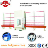 PLC de Machine van het Glas van de Controle om Te zandstralen