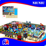 Manufacturer chinês Indoor Soft Playground para Kids