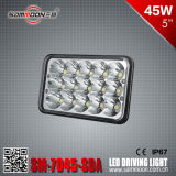 5 Inch 45W Rectangle LED Driving Light (SM-7045-SDA)