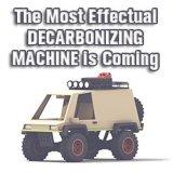 Gerador de Hho para a máquina da limpeza do carbono