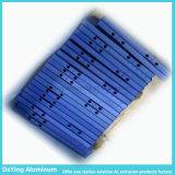 Perfil de alumínio industrial excelente do CNC do tratamento de superfície das formas diferentes profissionais do fabricante