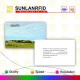 Smart card do espaço em branco Ntag203 RFID Nfc do preço do competidor