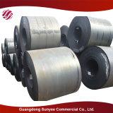 主な鋼鉄管の物質的な熱間圧延の鋼鉄コイルの価格の炭素鋼の版および鋼鉄コイル