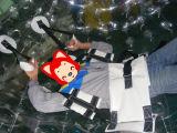 Esferas Aqua Body Zorb para crianças ou adultos
