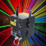 A mostra Animated ao ar livre 2X4 milímetro do laser refrigera IP44 branco 2 anos de garantia