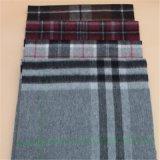 Bufandas/tela/materia textil de las lanas de los yacs de /Warm de la cachemira de los yacs de /Striped de la cachemira de los yacs de las lanas/de los hombres de los yacs del 100%