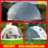 Transparentes Stahlgefäß-Rahmen-Geodäsieabdeckung-Zelt