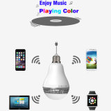 Super helle Lautsprecher-Birne der Energieeinsparung-LED Bluetooth mit SGS