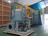 Macchina mobile di depurazione di olio della turbina di vuoto del purificatore di olio della turbina di vuoto