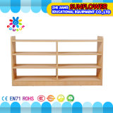 Armário de madeira do brinquedo, mobília do jardim de infância dos miúdos (XYH12137-4)