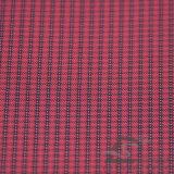 Agua y de la manera de la chaqueta tela tejida chaqueta Viento-Resistente 100% del filamento del hilado del catión del filamento de la Mar-Isla del poliester del telar jacquar de la tela escocesa abajo (X056)