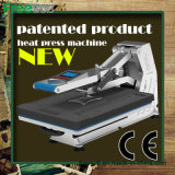 Máquina de transferência nova do Sublimation dos t-shirt da máquina da imprensa do calor de 40*50cm (ST-4050A)