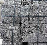 Desecho de aluminio puro 6063, 6061 del alambre con buen precio
