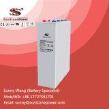 Tipo profundo bateria do gel do ciclo 2V 3000ah de Opzv das baterias de armazenamento da potência solar