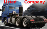 Carro pesado de Shacman F3000 para el alimentador /Tipper/el carro de vaciado